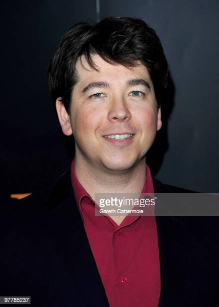 Michael McIntyre arrives at the RTS Programme Awards 2009 at The Grosvenor House Hotel on March 16, 2010 in London, England.