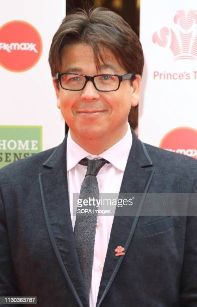 f32810f9614c Michael McIntyre at The Prince's Trust TK Maxx and Homesense Celebrate  Success Awards at The London