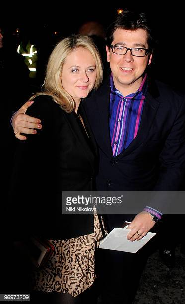Michael McIntyre attends the Elle style awards on February 22, 2010 in London, England.