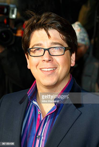 Michael McIntyre attends The South Bank Show Awards at The Dorchester on January 26, 2010 in London, England.