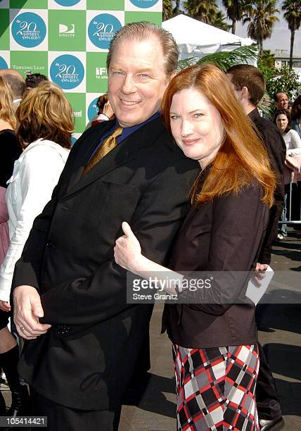 Michael McKean and Annette O'Toole during The 20th Annual IFP Independent Spirit Awards Arrivals in Santa Monica California United States