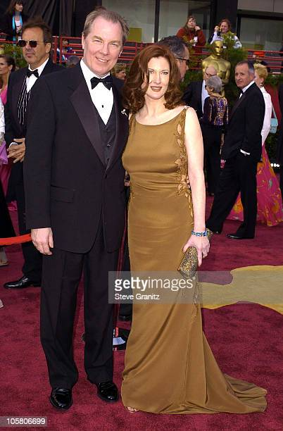 Michael McKean and Annette O'Toole during The 76th Annual Academy Awards - Arrivals at The Kodak Theater in Hollywood, California, United States.