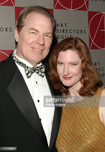 Michael McKean and Annette O'Toole *Exclusive*