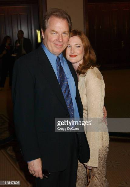 Michael McKean Annette O'Toole during 29th Annual Dinner Of Champions Honoring Bob and Harvey Weinstein at Century Plaza Hotel in Los Angeles...