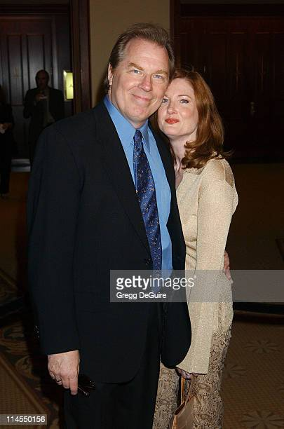 Michael McKean & Annette O'Toole during 29th Annual Dinner Of Champions Honoring Bob and Harvey Weinstein at Century Plaza Hotel in Los Angeles,...