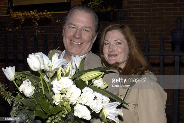 """Michael McKean & Annette O'Toole during """"A Second Hand Memory"""" Off-Broadway Opening Night at Atlantic Theater Comany in New York City, New York,..."""