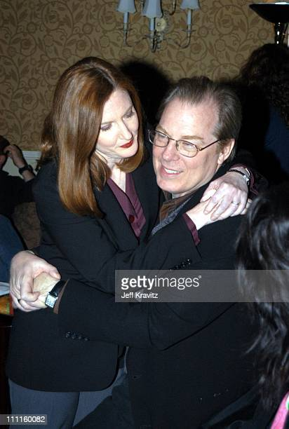 Michael McKean Annette O'Toole during HBO US Comedy Arts Festival Late Night with Kelsey Grammer at St Regis Hotel Ballroom in Aspen CO United States