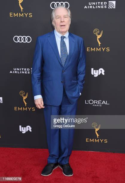 Michael McKean arrives as the Television Academy Honors Emmy Nominated Performers at Wallis Annenberg Center for the Performing Arts on September 20,...