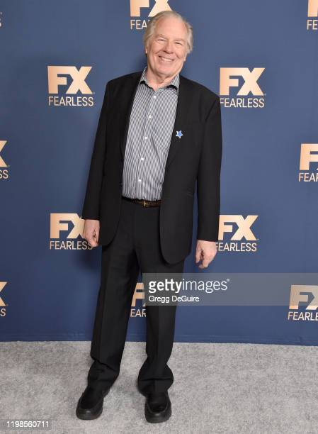 Michael McKean attends the FX Networks' Star Walk Winter Press Tour 2020 at The Langham Huntington, Pasadena on January 09, 2020 in Pasadena,...