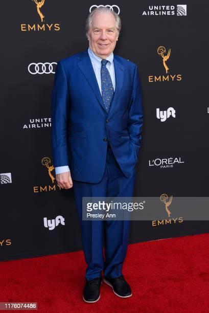 Michael McKean attends the Television Academy honors Emmy nominated performers at Wallis Annenberg Center for the Performing Arts on September 20,...