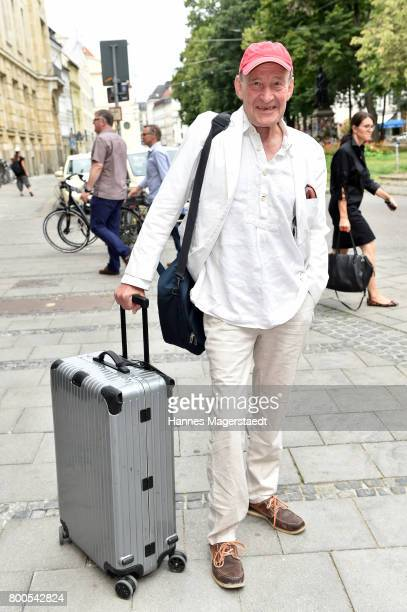 Michael Mendl attends the Sommerfest der Agenturen during Munich Film Festival 2017 at H'ugo's on June 24 2017 in Munich Germany