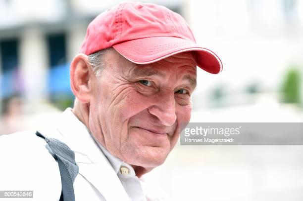 Michael Mendl attends the Sommerfest der Agenturen during Munich Film Festival 2017 at H'ugo's on June 24 2017 in Munich Germany