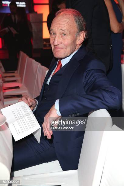 Michael Mendl during the Audi Generation Award 2017 at Hotel Bayerischer Hof on December 13 2017 in Munich Germany