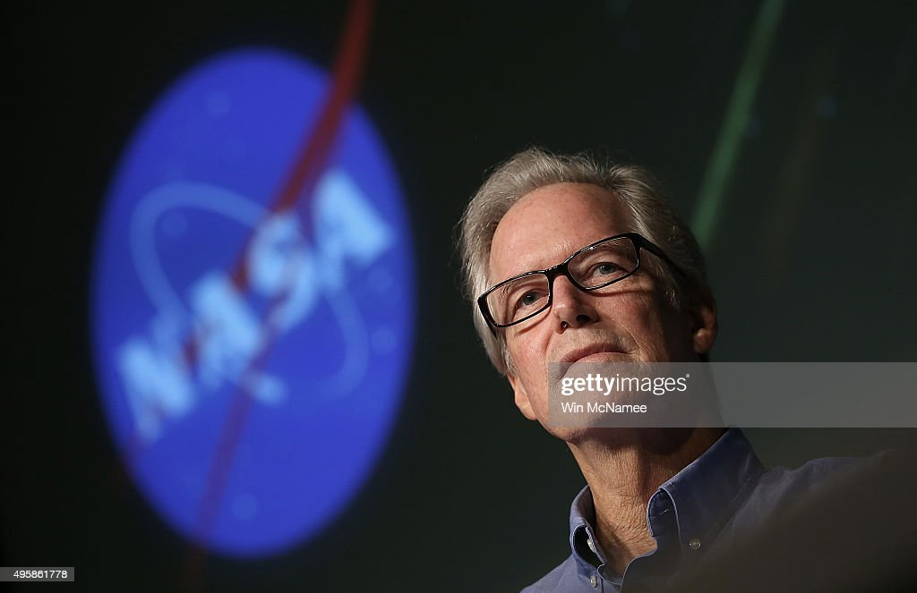 NASA Announces New Results From Mars MAVEN Mission : News Photo