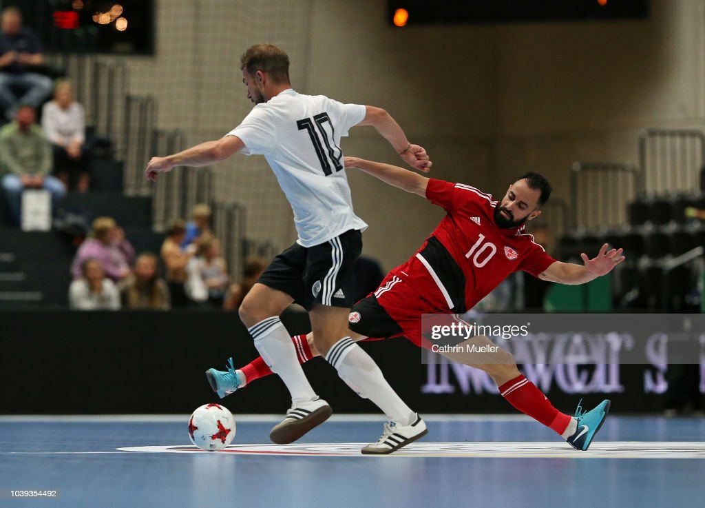 Germany v Georgia - Futsal International Friendly