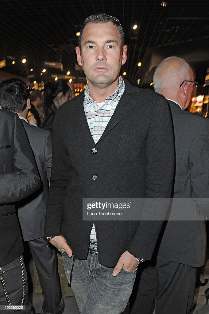 Michael Michalsky attends Les Galeries Lafayettes Re-Open Ground Floor on November 14, 2012 in Berlin, Germany.