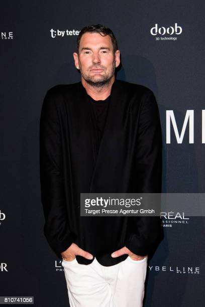 Michael Michalsky attends the MICHALSKY StyleNite during the MercedesBenz Fashion Week Berlin Spring/Summer 2018 at eWerk on July 7 2017 in Berlin...