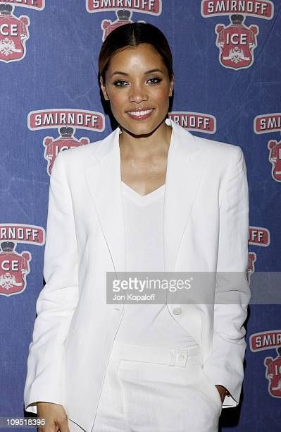 Michael Michele during Smirnoff Ice Endeavor Talent Agency Preparty for the MTV Movie AwardsArrivals at Pacific Design Center in Los Angeles...