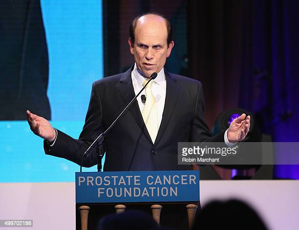 Michael Milken attends the Prostate Cancer Foundation Invites You To The 2015 New York Dinner With Celebrity Hosts Whoopi Goldberg John O'Hurley At...