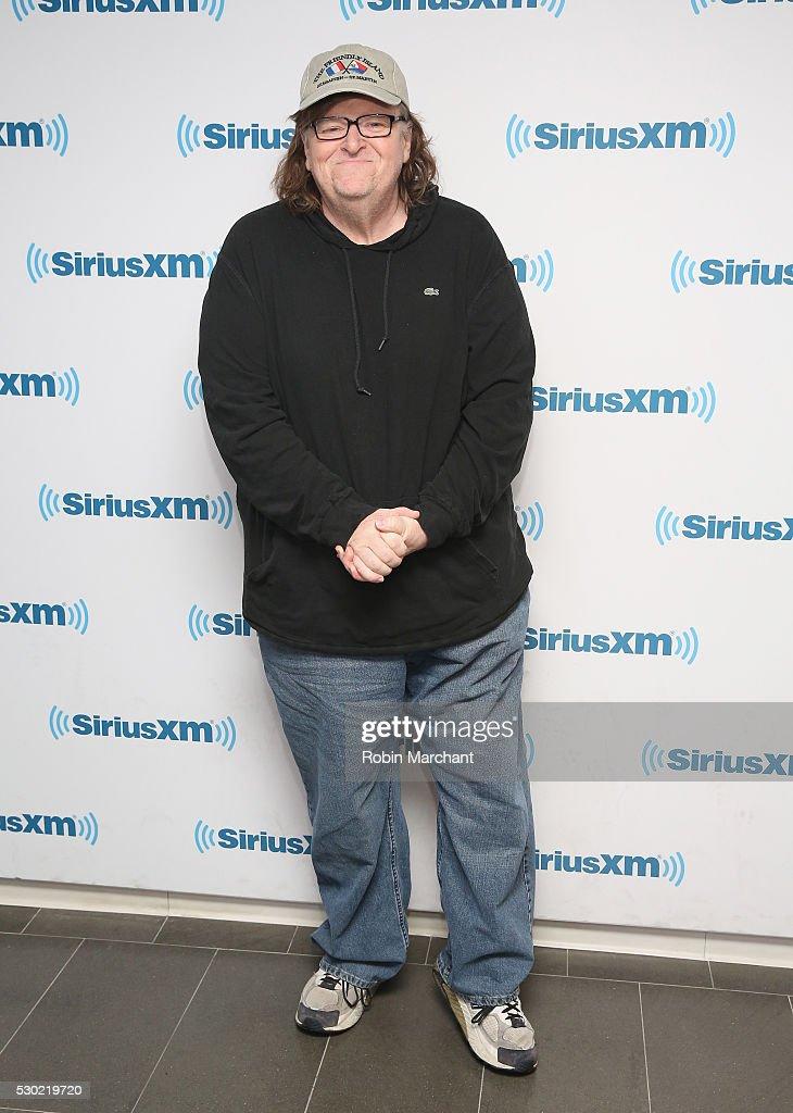 Celebrities Visit SiriusXM - May 10, 2016
