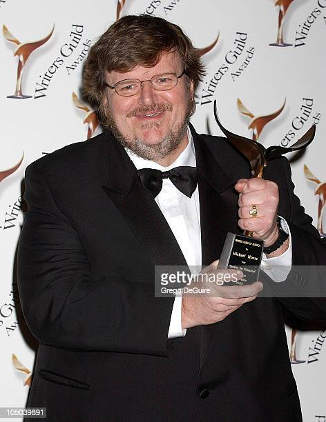 michael moores bowling for columbine essay Title length color rating : michael moore's 'bowling for columbine' - michael moore was born on april 23rd 1954 he's an american film maker, author and a.