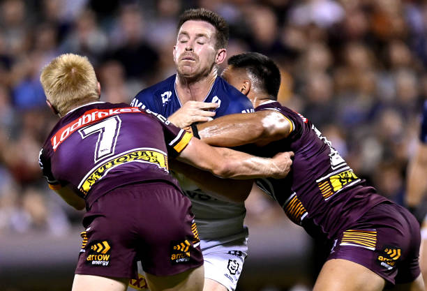 AUS: NRL Trial Match - Broncos v Cowboys