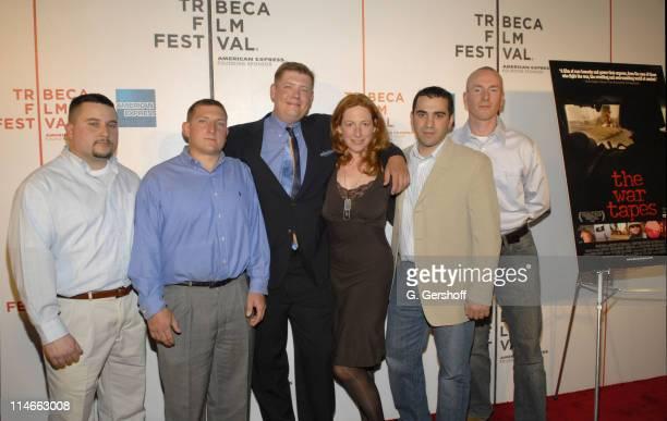 Michael Moriarity Stephen Pink Brandon Wilkins Deborah Scranton director Zack Bazzi and Duncan Domey