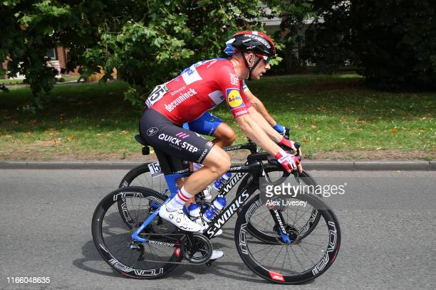 Michael Morkov of Denmark and Team Deceuninck - Quick-Step / during the 8th Prudential RideLondon-Surrey Classic 2019 a 169km race from London-Bushy...
