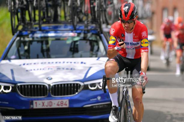 Michael Morkov of Denmark and Team Deceuninck - Quick-Step / during the 41st Tour de Wallonie 2020, Stage 2 a 172,3km stage from Frasnes Lez Anvaing...
