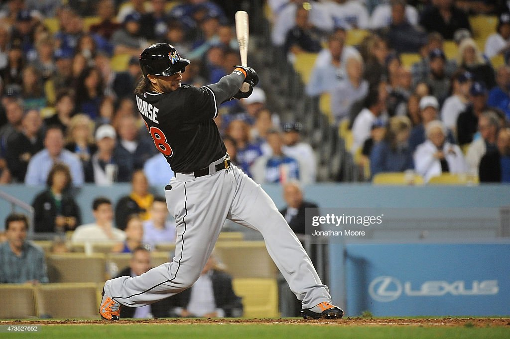 Miami Marlins v Los Angeles Dodgers : News Photo