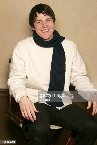 Michael Mosley during 2005 Sundance Film Festival 'Swimmers' Portraits at HP Portait Studio in Park City Utah United States