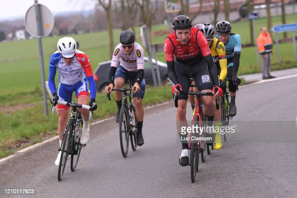 Michael Mottram of The United Kingdom and Team Vitus Pro Cycling P/B Brother UK / during the 52nd Grand Prix Le Samyn 2020 a 201,9km race from...