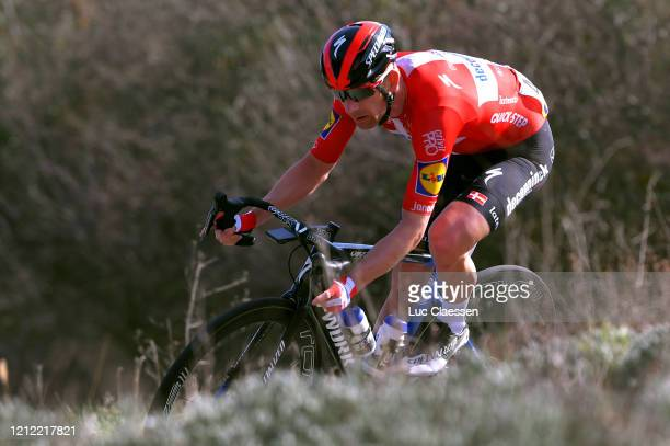 Michael Mørkøv of Denmark and Team Deceuninck - Quick-Step / during the 78th Paris - Nice 2020, Stage 6 a 161,5km stage from Sorgues to Apt 234m /...