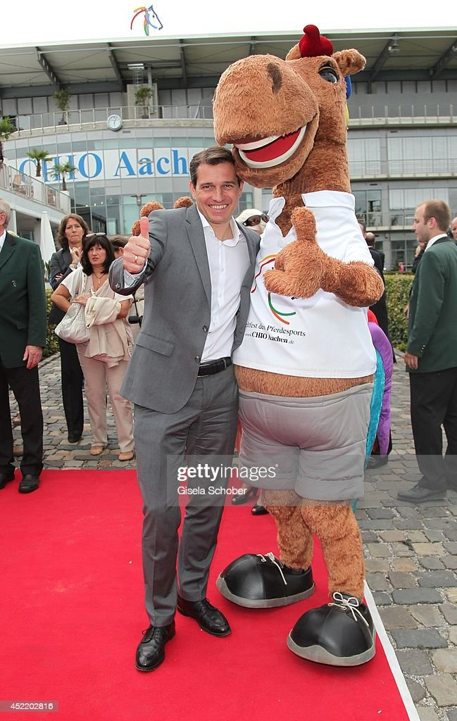 Michael Mronz attends the CHIO 2014 media night on July 15, 2014 in Aachen, Germany.