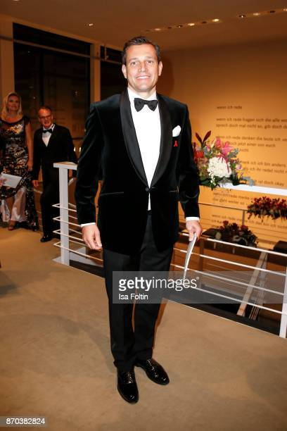 Michael Mronz during the 24th Opera Gala at Deutsche Oper Berlin on November 4 2017 in Berlin Germany