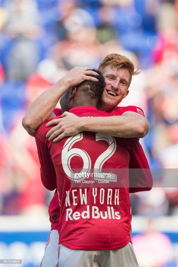 New York Red Bulls Vs Montreal Impact : News Photo