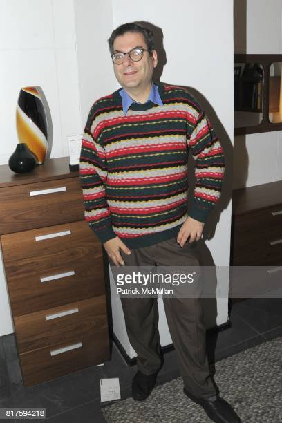 Michael Musto attends 8TH ANNUAL BoCONCEPT/KOLDESIGN HOLIDAY PARTY at BoConcept on December 14 2010 in New York City