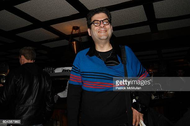Michael Musto attends Premiere of Sidney Lumets FIND ME GUILTY after Party at Gallagher's Steakhouse on March 14 2006 in New York City