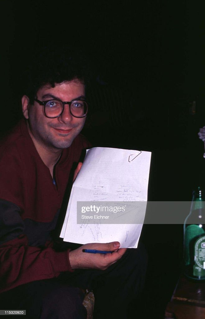 Michael Musto during Michael Musto at Club USA - 1995 at Club USA in New York City, New York, United States.