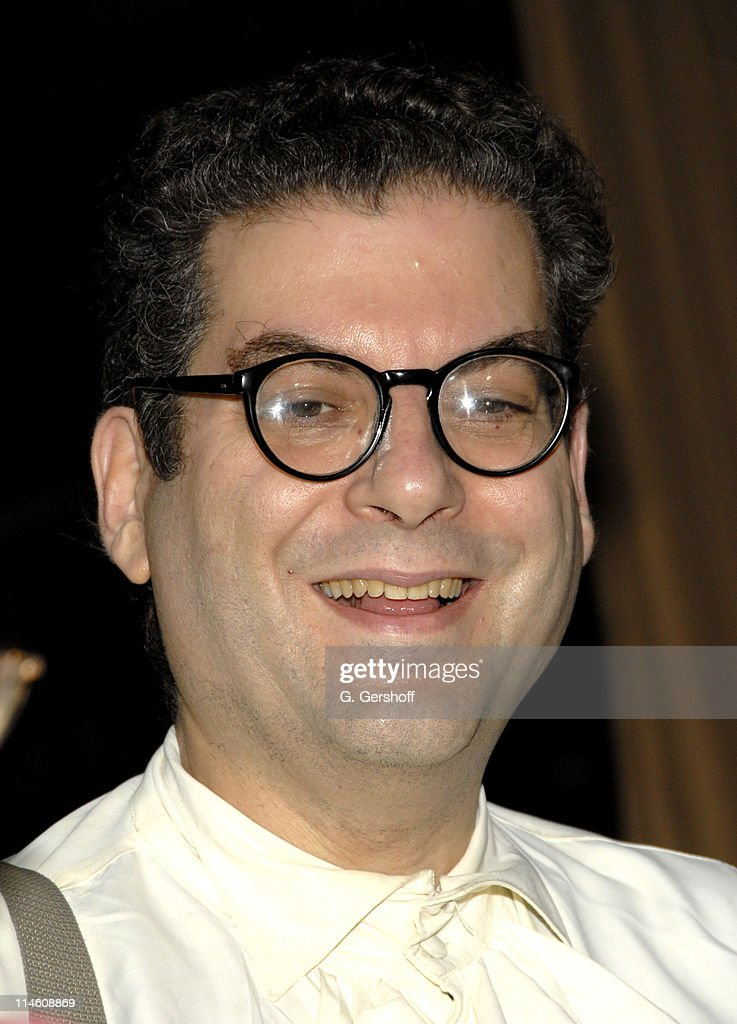 Michael Musto during Rosie Perez Hosts the Launch of Michael Musto's New Book 'La Dolce Musto' - January 9, 2007 at Room Service in New York City, New York, United States.