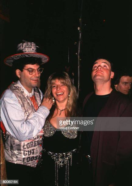 Michael Musto Robin Byrd and John Wayne Bobbitt