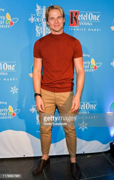 Michael Nardelli attends the Children's Hospital of Los Angeles Christmas In September Toy Drive at The Abbey on September 24 2019 in West Hollywood...
