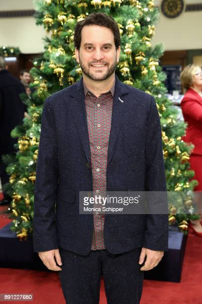 Michael Nathanson attends as Brooks Brothers celebrates the holidays with St Jude Children's Research Hospital on December 12 2017 in New York City