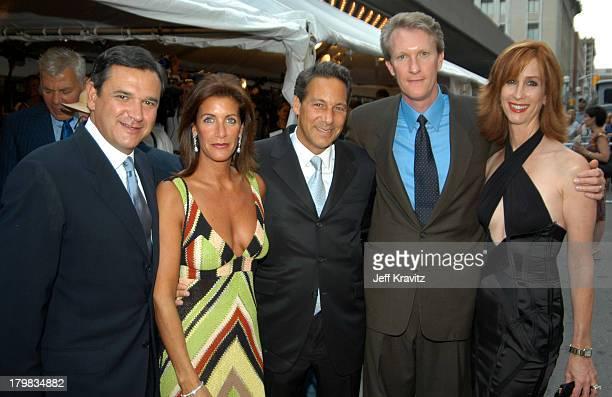 Michael Nathanson, Cathy Winterstern, Henry Winterstern, Chris McGurk and wife Jamie McGurk