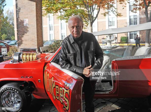Michael Nesmith of The Monkees attends Chiller Theater Expo Winter 2017 at Parsippany Hilton on October 28 2017 in Parsippany New Jersey