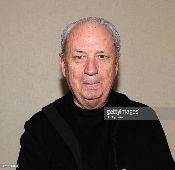 Michael Nesmith of The Monkees attends day 2 of the Chiller Theater Expo at Sheraton Parsippany Hotel on April 25 2015 in Parsippany New Jersey