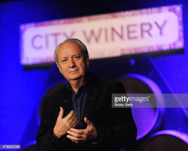 Michael Nesmith performs at City Winery on March 16 2014 in New York City