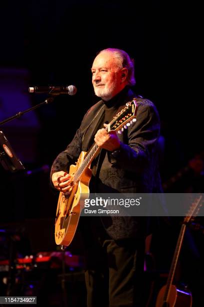 Michael Nesmith performs on stage as part of The Monkees Present the Mike and Micky Show on June 09 2019 in Auckland New Zealand
