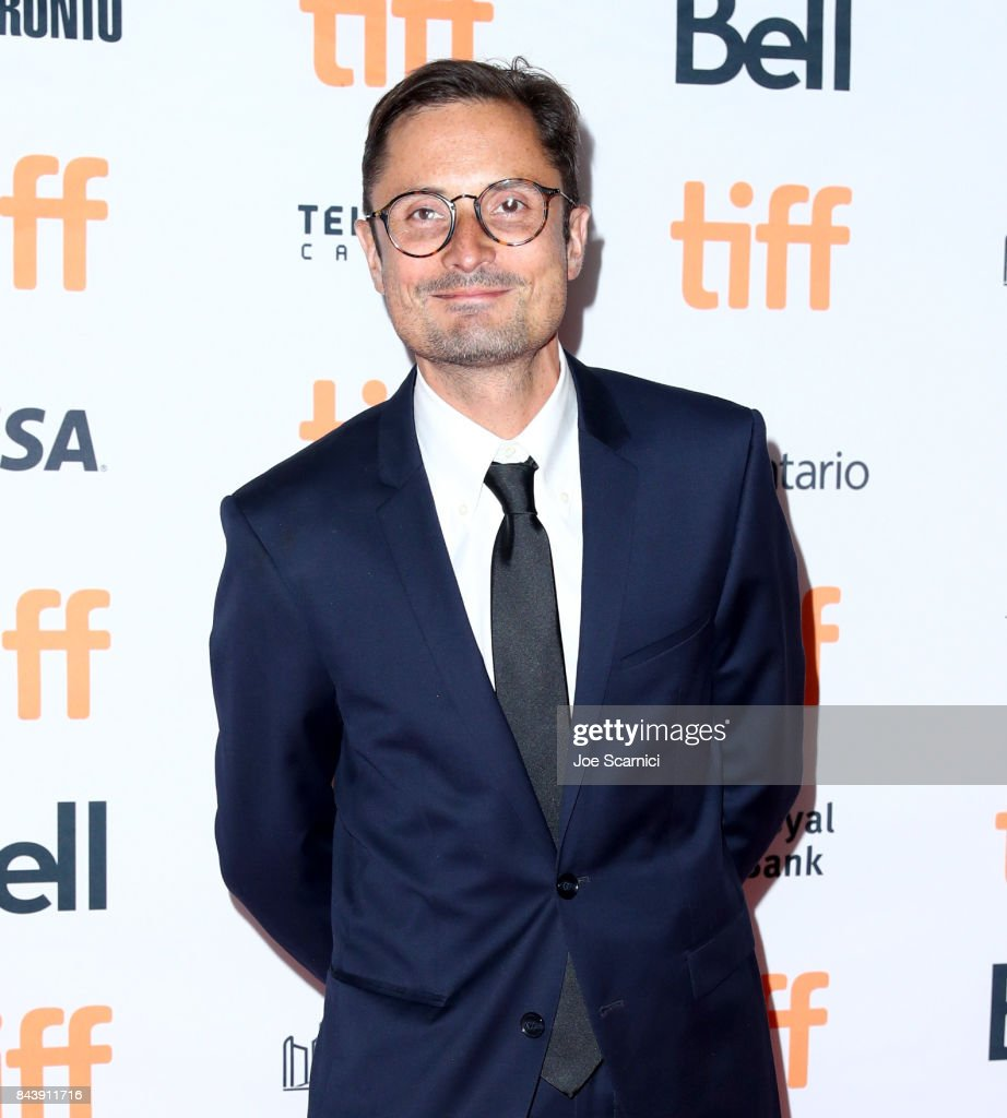 Michael Noer attends the 'Papillon' premiere during the 2017 Toronto International Film Festival at Princess of Wales Theatre on September 7, 2017 in Toronto, Canada.
