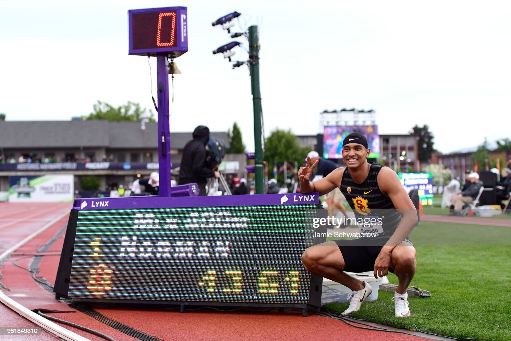2018 NCAA Division I Men's and Women's Outdoor Track & Field Championship : News Photo